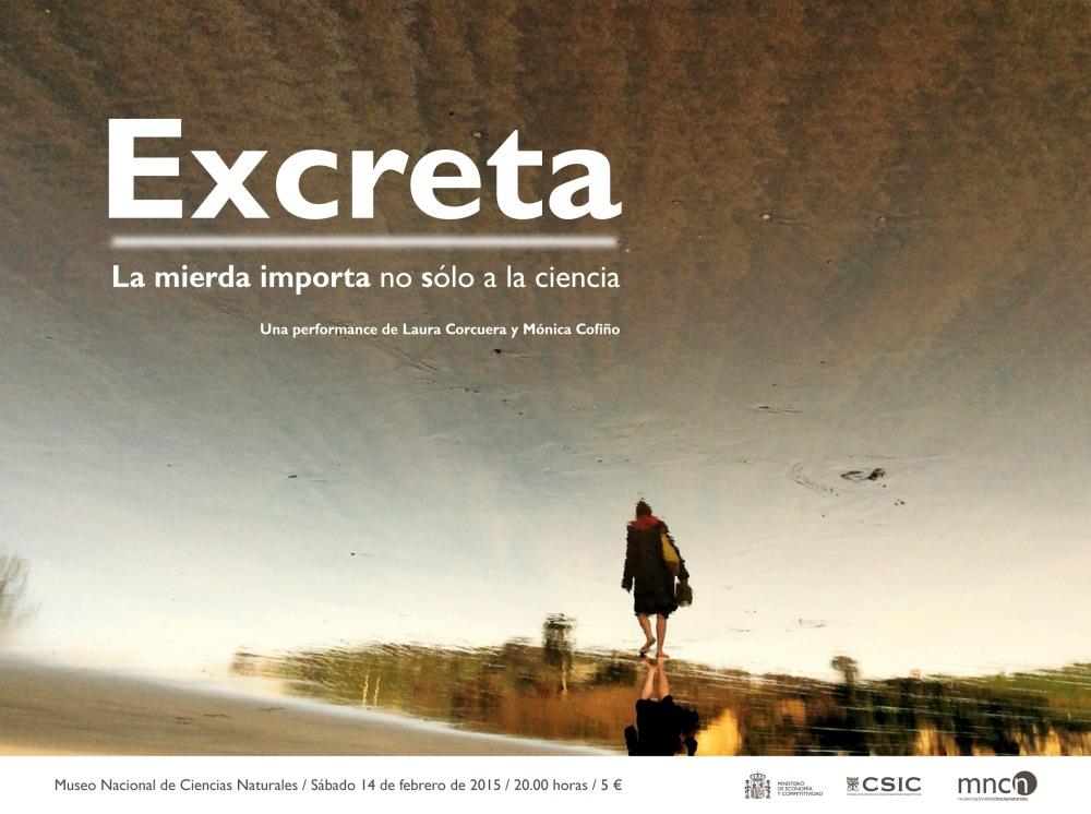 PosterPerformanceExcreta